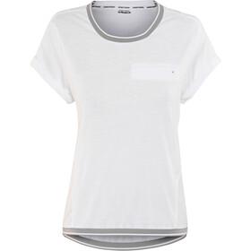 Kari Traa Tveito T-shirt Femme, bwhite